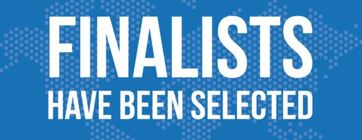 SNCIRE finalists have been selected